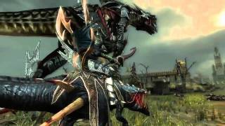 World of Battles: Morningstar - Giants Trailer (PC)