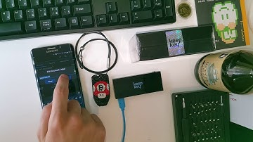 Integrating my KeepKey hardware Bitcoin wallet with Mycelium for Android