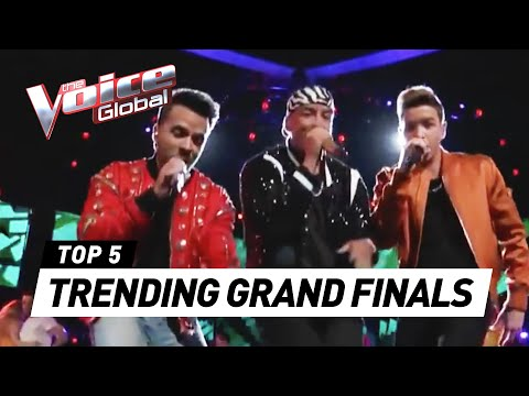 The Voice (Kids) | TRENDING performances in the Grand Final