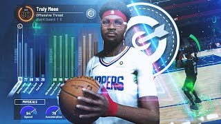 NBA 2K20 - ATTRIBUTE UPDATE on my 6'3 OFFENSIVE THREAT on NBA 2K20! 😱 BEST BADGES FOR PARK 🔥