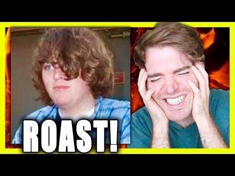 ROAST ME! - SHANE DAWSON