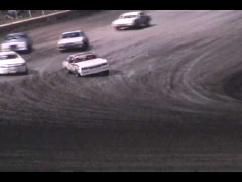 2005-2006 Paris Motor Speedway - IMCA Stock car racing - Highlights 1