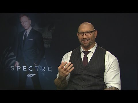 Batista Interview: Why he left WWE, Getting Booed, Advice from The Rock, Spectre, more