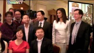 Markham Mayor, Frank Scarpitti, CNY Dinner, 萬錦市長新春晚會, 20130224