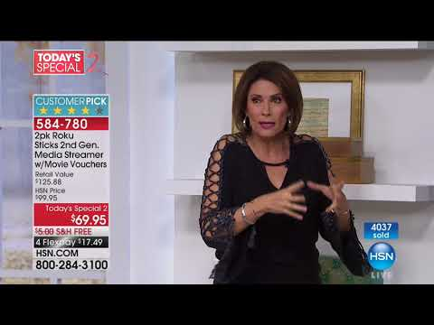 HSN | Electronic Gifts featuring HP 10.07.2017 - 12 PM