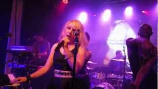 Little Boots - Every Night I Say A Prayer Live in London @ Xoyo 5/4/12