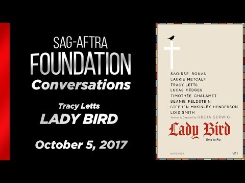 Conversations with Tracy Letts of LADY BIRD streaming vf