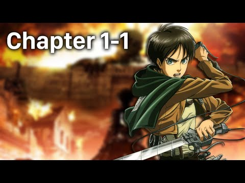 Play:// Attack on Titan 3DS - Part 1-1 - YouTube