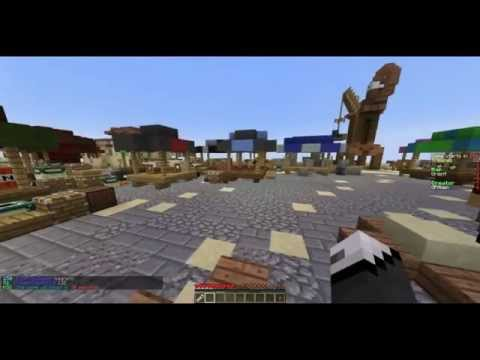 Minecraft PC: The Orient Hunger Games