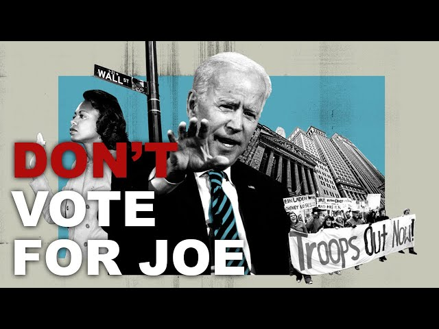 Donald Trump Wants You To Vote For Joe Biden (don't give him the election)