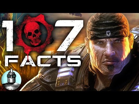 107 Gears of War Facts YOU Should KNOW | The Leaderboard