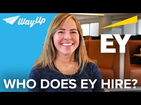 What Kind Of Interns Does EY Hire? - YouTube