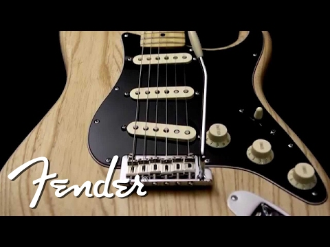 10 For 15 | Limited Edition American Standard Strat Oiled Ash Demo | Fender