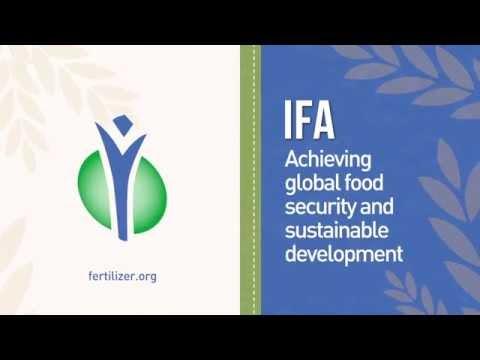 Presenting the International Fertilizer Industry Association