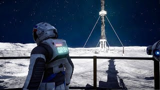 Ultimate Space Reactor Repaired & Final Mission | Deliver Us the Moon Gameplay