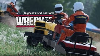 NEXT CAR GAME: WRECKFEST - RASENMÄHER DERBY!! (PC) / Lets Play Wreckfest