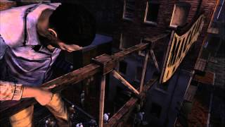 """The Walking Dead Game: Episode 5 - """"No Time Left"""" (All Cutscenes)"""