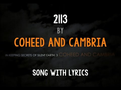 Coheed And Cambria - Keeping The Blade Lyrics | MetroLyrics