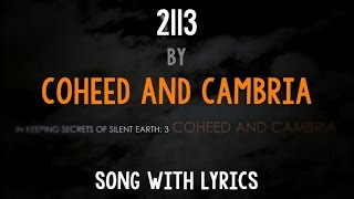 Watch Coheed  Cambria 2113 video