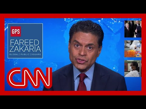 Fareed Zakaria: Trump's claim turned out to be a cruel hoax