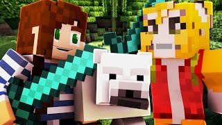 STACY VS. STAMPY... AND A POLAR BEAR?
