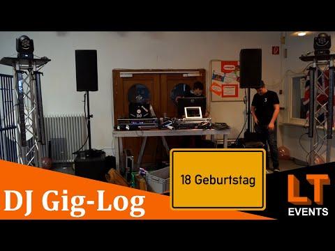 Technik auf 18. Geburtstag in Bremen | DJ Gig-Log