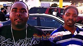 C-BO feat. WC - 187 - Behind Da Scenes - T-Nutty, Big Gunplay, Tiny B-Dub, Taz