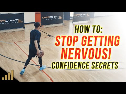 How To: STOP Getting NERVOUS Before Basketball Games FOREVER! [CONFIDENCE SECRETS]