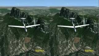 Vol a Voile (3D) - St Martin De Londres