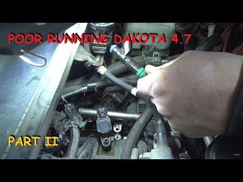 Dodge Dakota: Intermittent Skipping, Bucking, Poor Running Part II