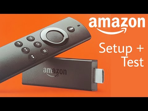 new-amazon-fire-tv-stick-with-alexa-voice-remote-setup-test