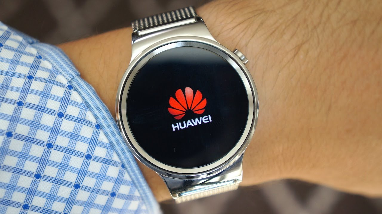 Huawei Watch Hands On Putting The Quot Smart Quot Back In