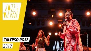 Calypso Rose - Jazz à Vienne 2019 - Live