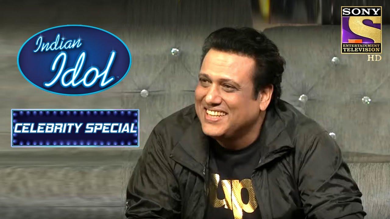 Download Govinda जी ने किया सब के साथ मिल के Perform   Indian Idol   Celebrity Special