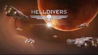 HELLDIVERS 03 - Хлебни свободы Славный кооп.