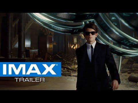 Artemis Fowl - IMAX® Teaser Trailer