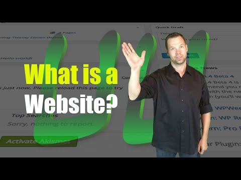 What is a Website? - How Websites Work