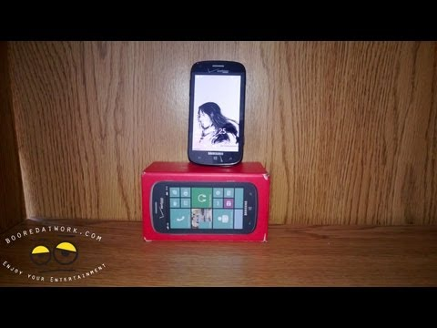 Samsung Ativ Odyssey Unboxing