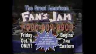 NWA Great American Fan's Jam Phone Line (1990)