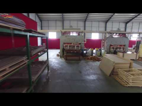 How QINGDAO EONCRED Produce Perfectthe laminated particle board - Factory Manufacturer