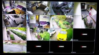 Lorex 16 Channel HD Security System
