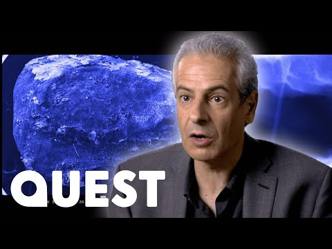 Is Extraterrestrial Material Inside People Proof They Were Abducted? | UFOs The Lost Evidence
