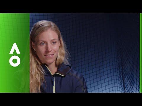 Angelique Kerber post match interview (QR) | Australian Open 2018