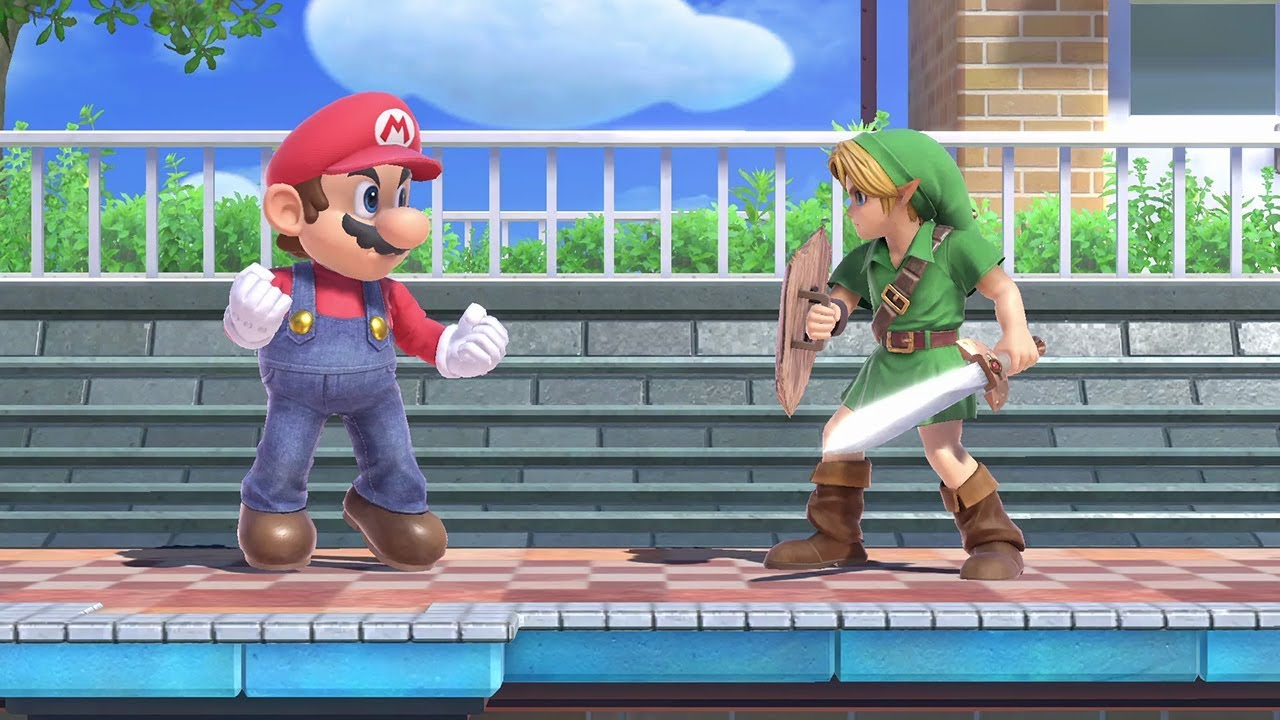 How to parry and perfect shield in Super Smash Bros