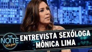 The Noite (17/06/15) - Entrevista com Mônica Lima
