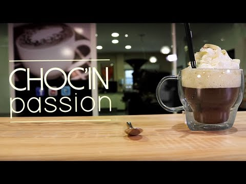 Choc'in Passion : Recette de Cocktail café chaud/froid (sans alcool) - Chocolat / Passion