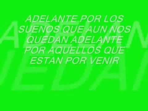 Sash - Adelante Lyrics - YouTube
