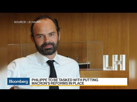 Macron Selects Edouard Philippe as French Prime Minister