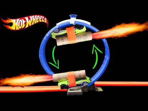 Thumbnail: ROCKET HOT WHEELS!!