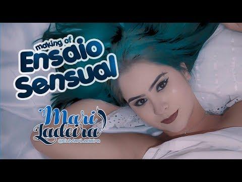 Mari Ladeira - Ensaio Sensual | Privato (Making Of)